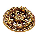 Empire Collection Solid Brass Ring Pull - 238