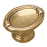 Regency Collection Solid Brass Knob