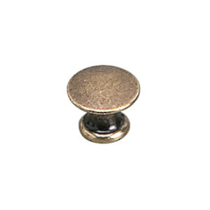 Traditional Solid Brass Knob - 2445