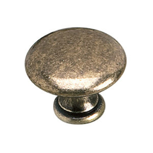 Traditional Brass Knob - 2449