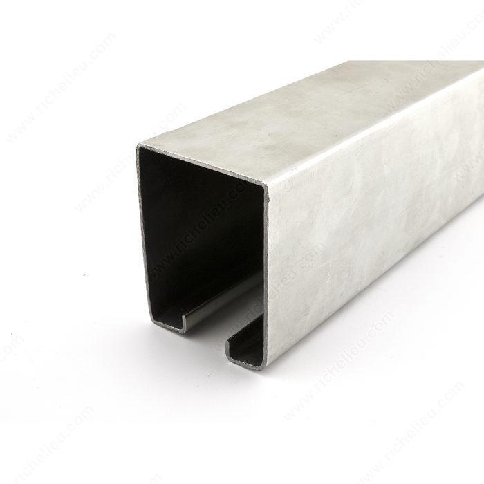 Heavy Duty Galvanized Steel Box Rail Richelieu Hardware