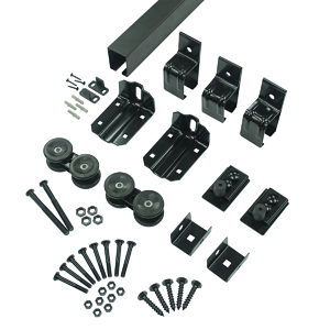 Single Box Track Hardware Kit