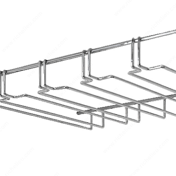 Three Part Metal Support