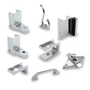 Hardware Kit for Outswing Door
