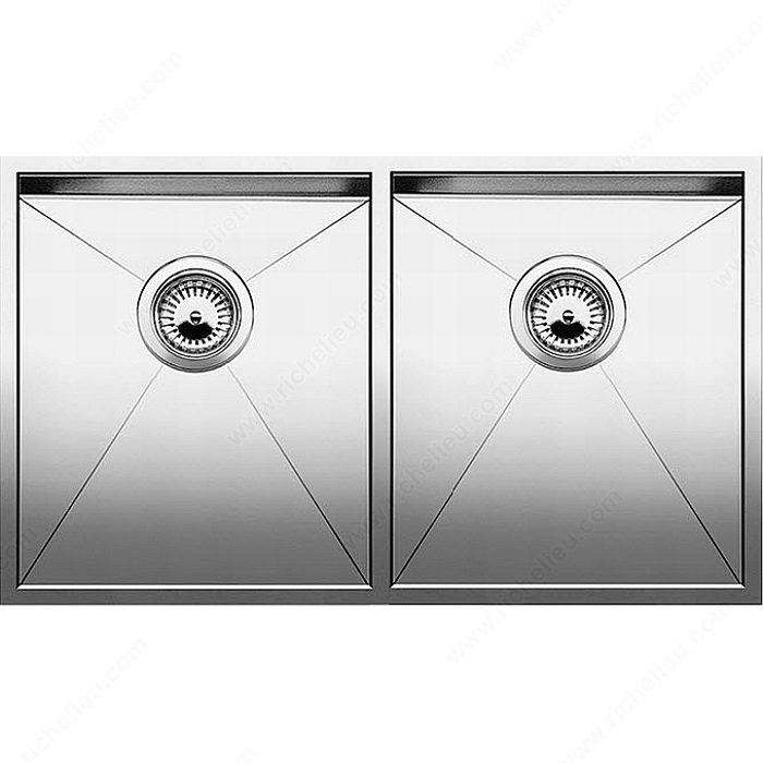 blanco sink quatrus u 2 richelieu hardware. beautiful ideas. Home Design Ideas