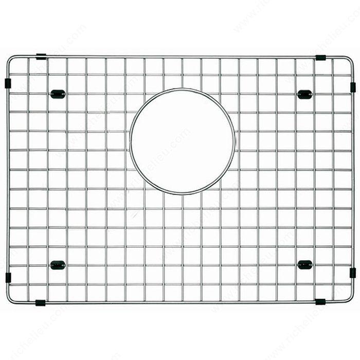 grille pour vier blanco quincaillerie richelieu. Black Bedroom Furniture Sets. Home Design Ideas