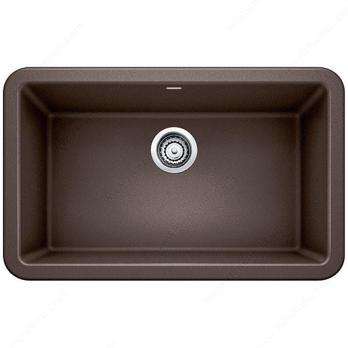 ... kitchen sinks and faucets kitchen sinks blanco sink ikon 28412u250