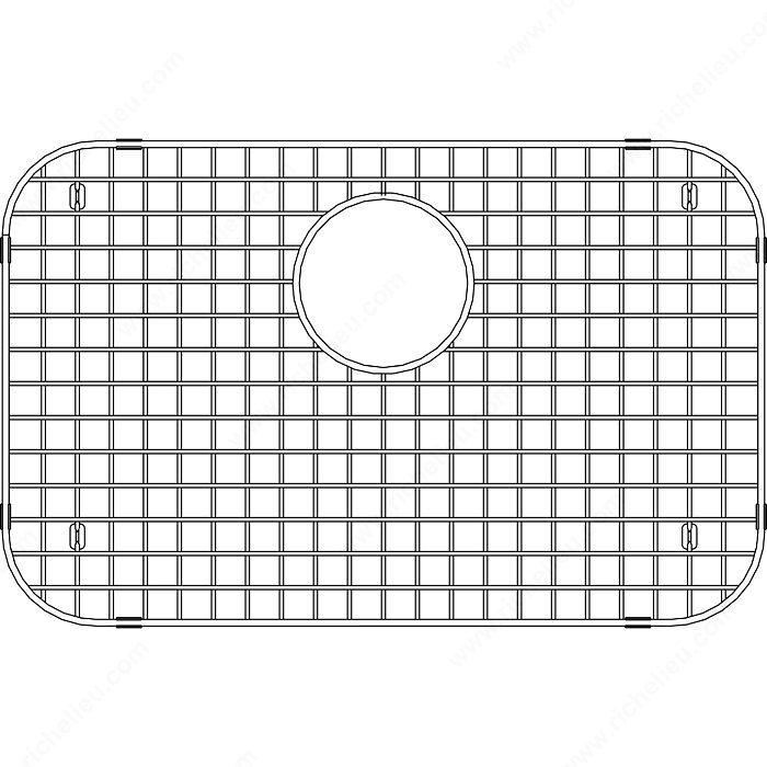 Blanco Sink Grid - 28425170 - Richelieu Hardware