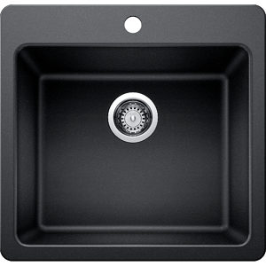 Riveo Kitchen Sink - Single Drop-In