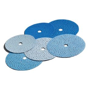 Multi-Air Cyclonic Grip-On Sanding Disc