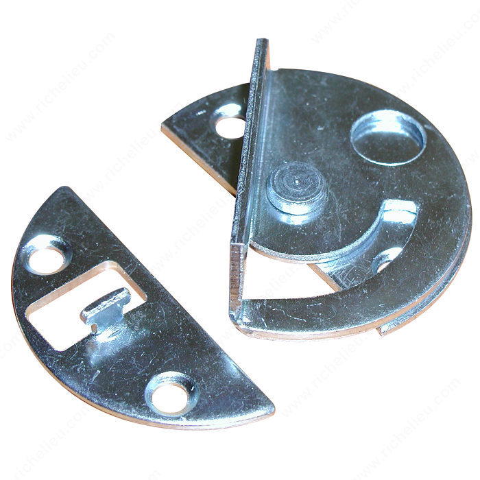Table lock richelieu hardware for Table hardware