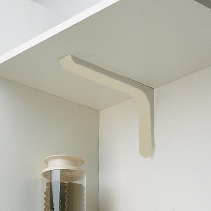 Architectural Support Brackets : Decorative shelf support bracket a richelieu