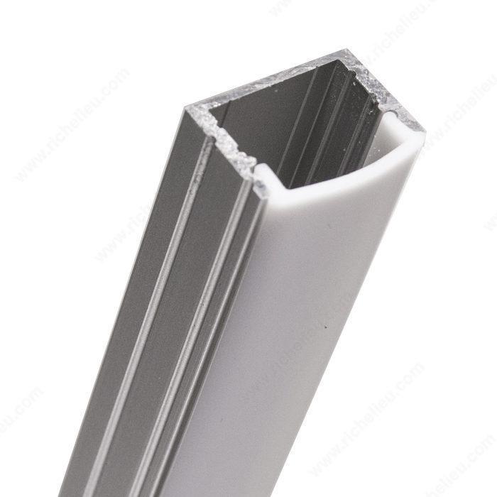 Surface mounted profile for led tape light richelieu hardware mozeypictures Images
