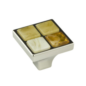 Precious Materials Collection Knob - 30242