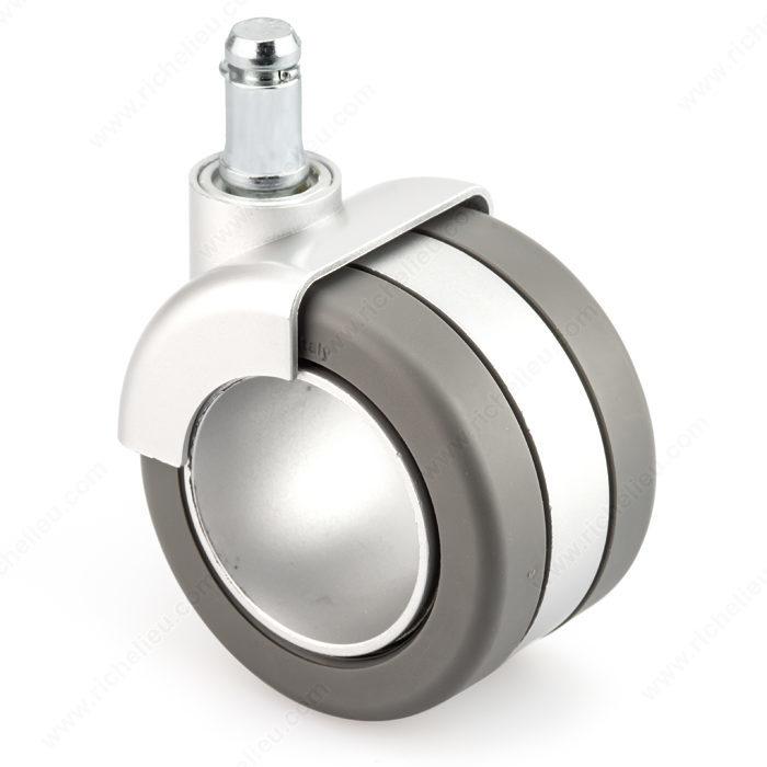 roulettes design » pour meubles de bureau - quincaillerie richelieu - Roulette Design Pour Meuble