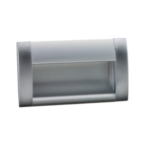 Contemporary Recessed Aluminum Pull - 3100