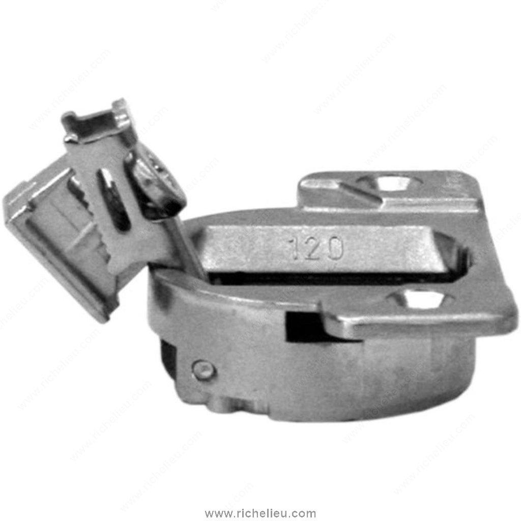 charni re compact 33 110 quincaillerie richelieu. Black Bedroom Furniture Sets. Home Design Ideas