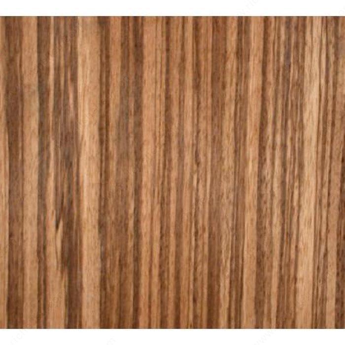 Placage zebrano 46aq489610r quincaillerie richelieu for Placage de bois exotique