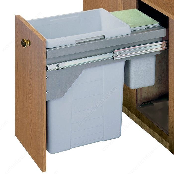 cargo with waste e close out center wastebins and sku pull centers en soft kitchen recycling category mechanism bins ca