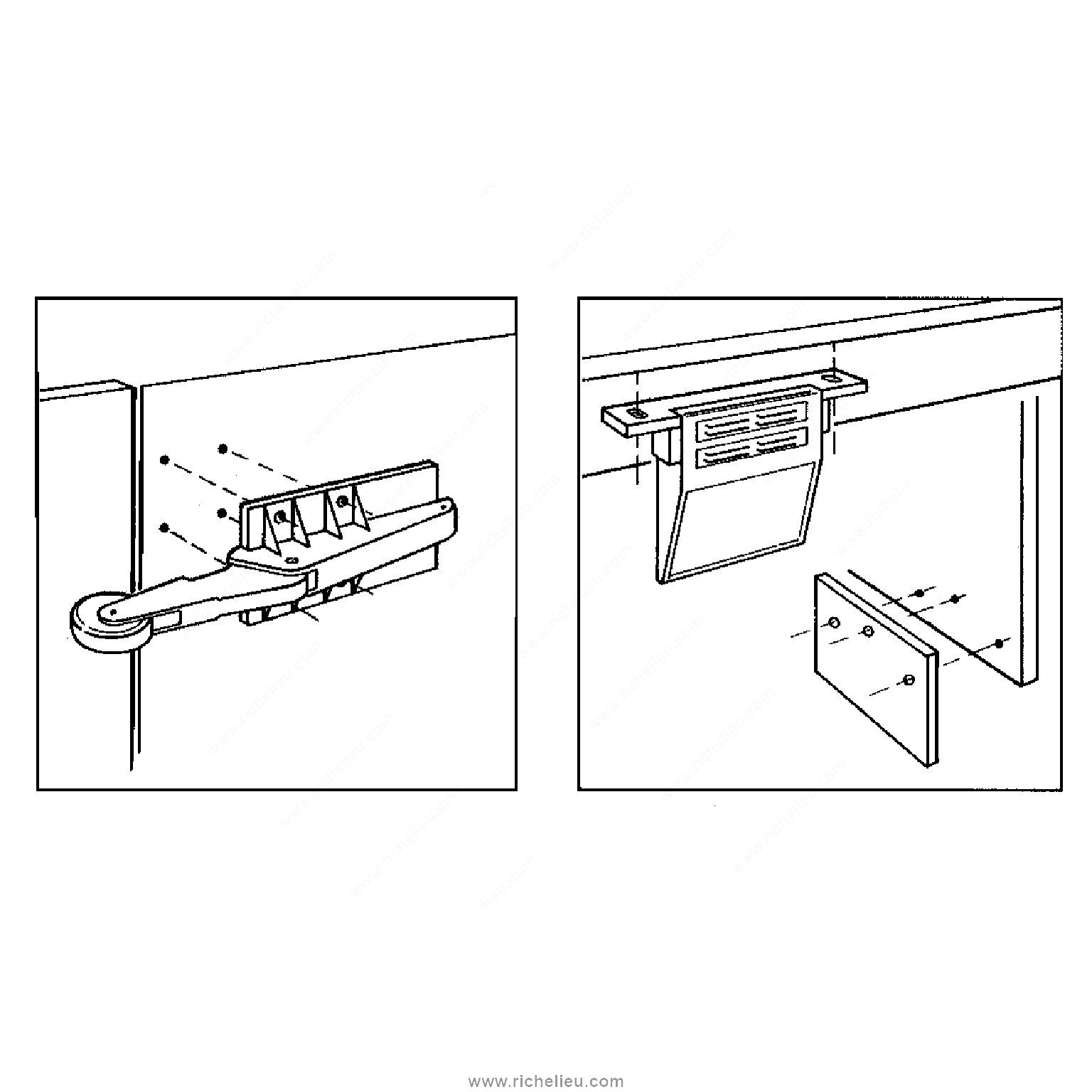 automatic door opener
