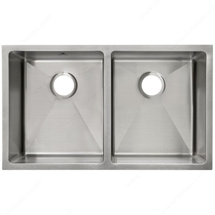 Dakota Sinks : Riveo Sink - Richelieu Hardware