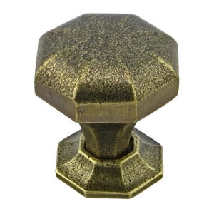 Transitional Cast Iron Knob - 3885