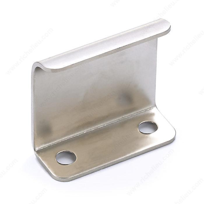 contemporary metal edge pull 3966 richelieu hardware. Black Bedroom Furniture Sets. Home Design Ideas