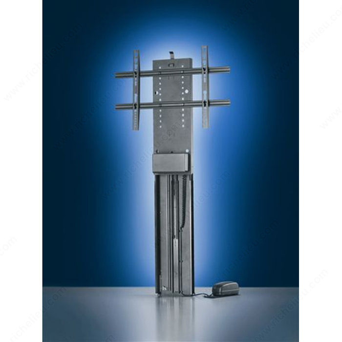 Elevador eléctrico para pantalla plana - Richelieu Hardware