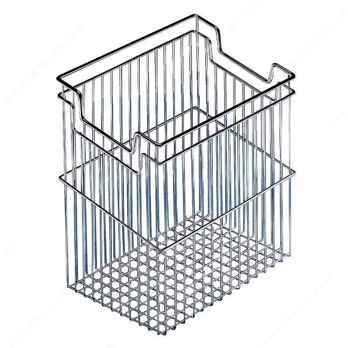 Tilt-Out Wire Hamper - Richelieu Hardware