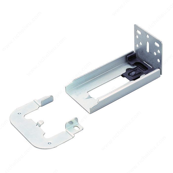 2132 Series Face Frame Bracket Kit Richelieu Hardware