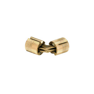 Concealed Brass Barrel Hinge - 420 Series