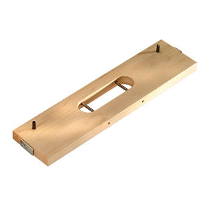 Template for Concealed Hinges
