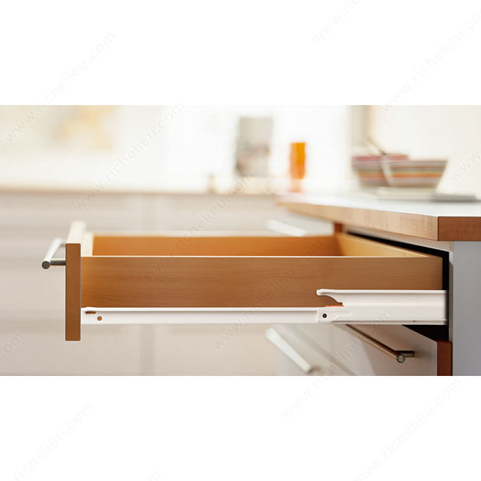 coulisse s rie standard 430e a sortie totale 30 kg. Black Bedroom Furniture Sets. Home Design Ideas