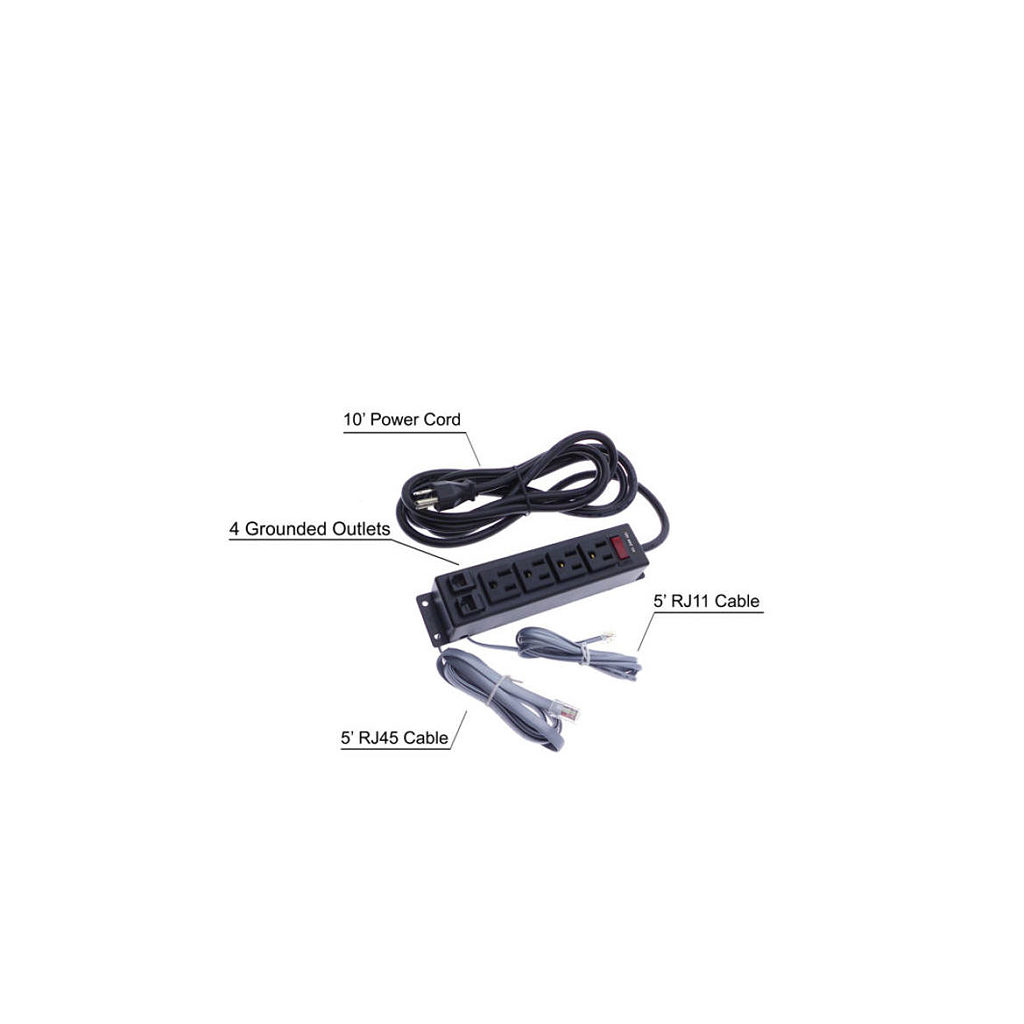 coaxial  telephone cable power harness
