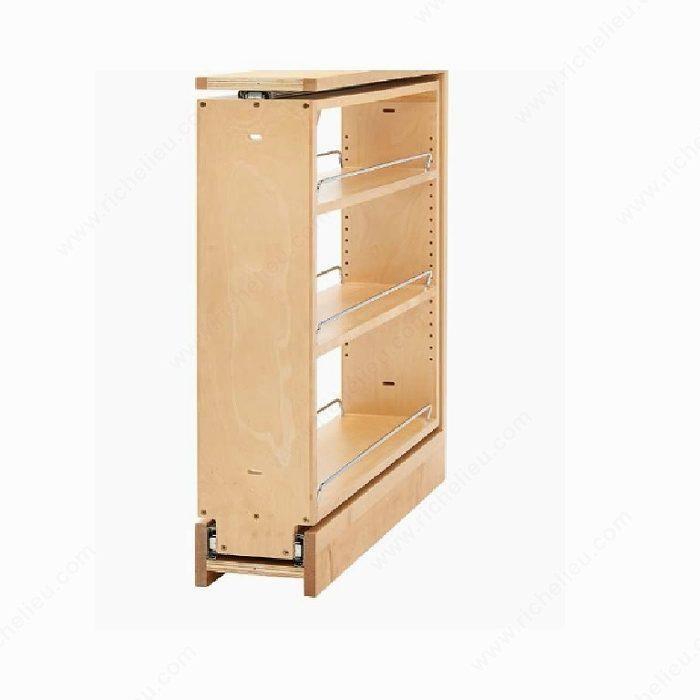 fileur coulissant pour armoire du bas quincaillerie richelieu. Black Bedroom Furniture Sets. Home Design Ideas