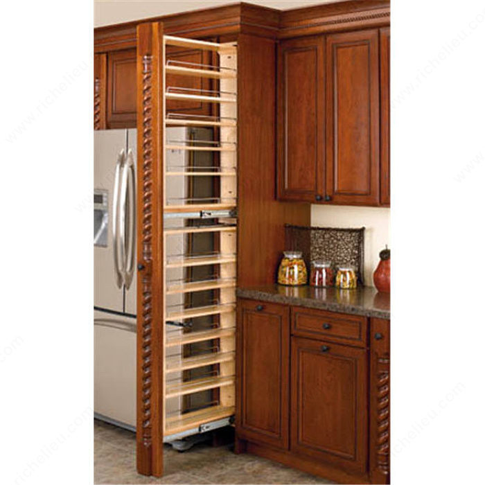 Tall Filler Organizer With Adjustable Shelves Richelieu