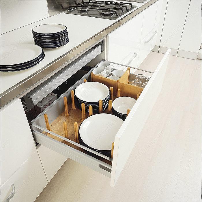 ensemble de 4 piquets modulo quincaillerie richelieu. Black Bedroom Furniture Sets. Home Design Ideas