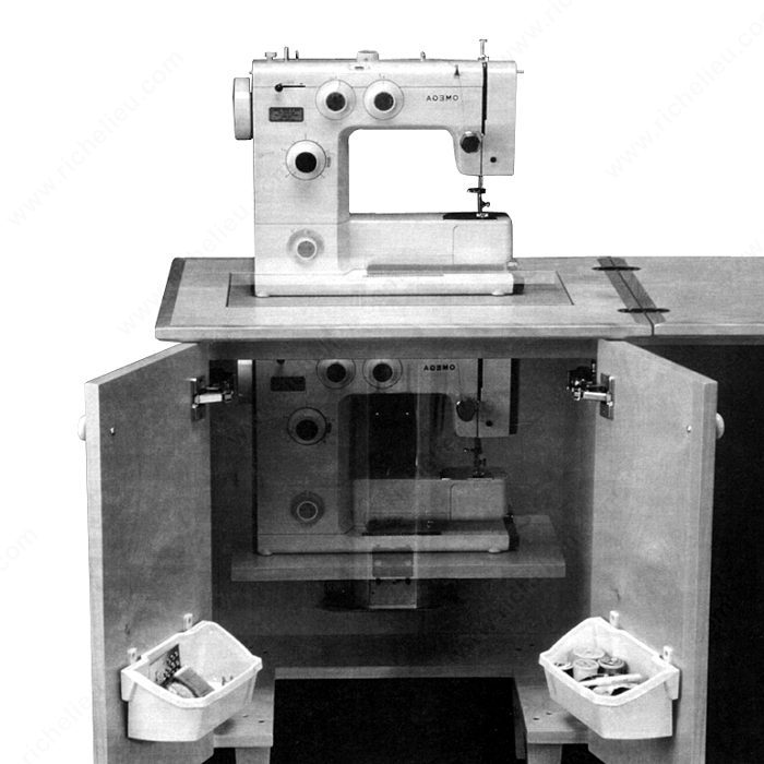 Sewing Machine Lift-1