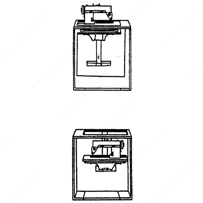 Sewing Machine Lift-2