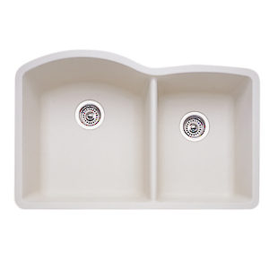 Blanco Sink - Diamond U 1-3/4