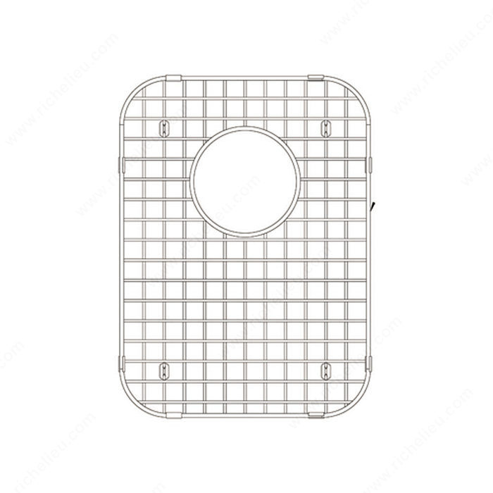... Sinks and Faucets Accessories Sink Grids Blanco Sink Grid 4838170