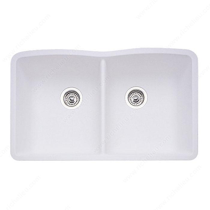 Blanco Sink Diamond U 2 Richelieu Hardware