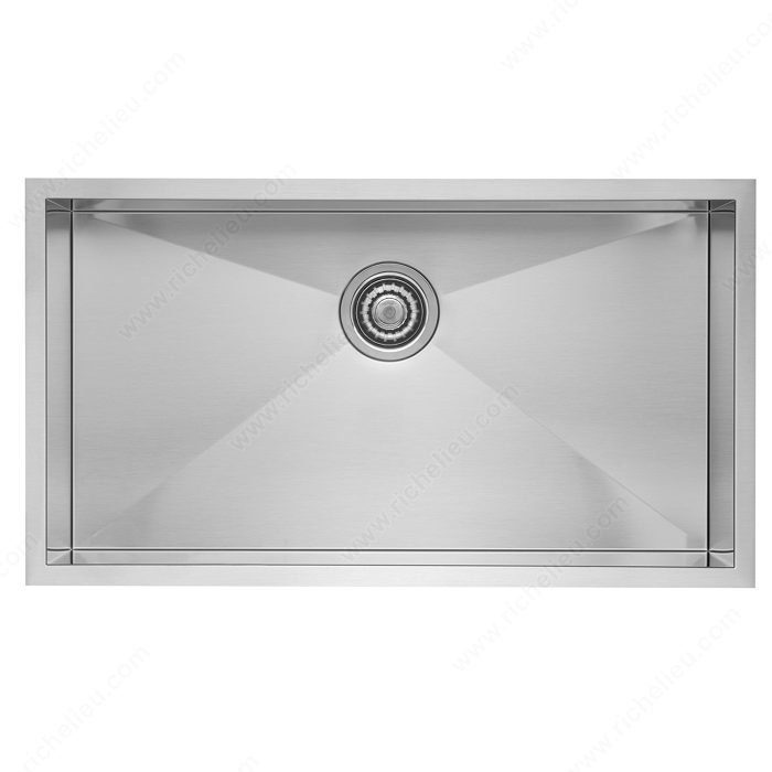 Blanco Sink - Quatrus Super Single Bowl - Richelieu Hardware