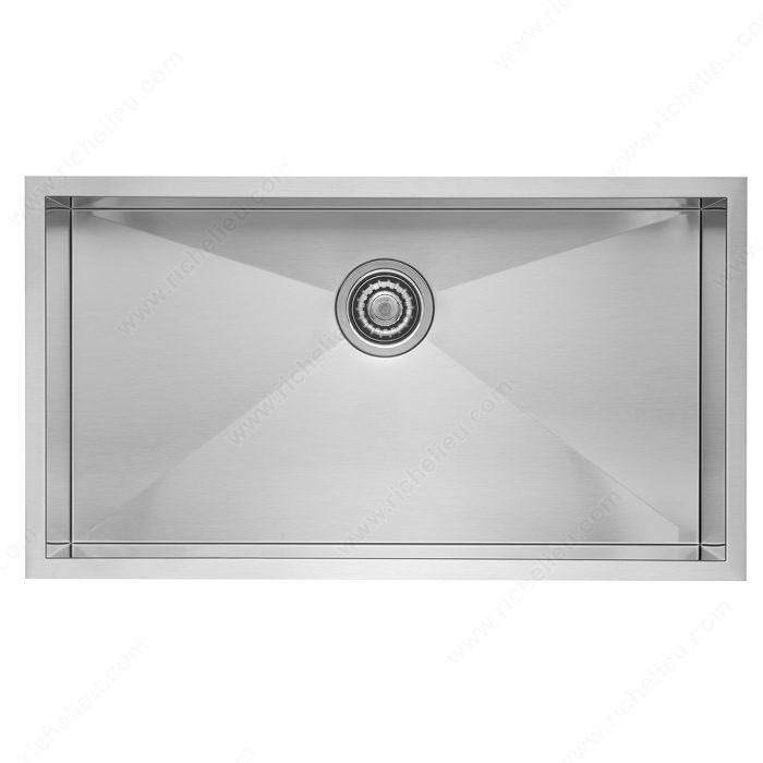 Blanco Sink Mats : Blanco Sink - Quatrus Super Single Bowl - Richelieu Hardware
