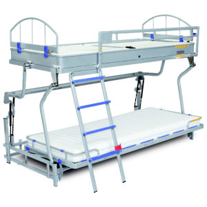 Collapsible Bunk Bed Richelieu Hardware