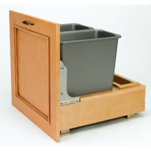Bottom Mounting Pull-Out Waste Container