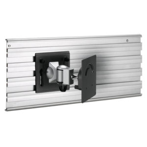 Slat Wall Mountable LCD Arms