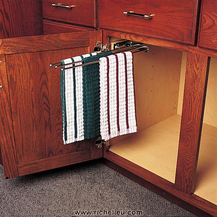 porte serviettes coulissant 5051140 quincaillerie. Black Bedroom Furniture Sets. Home Design Ideas