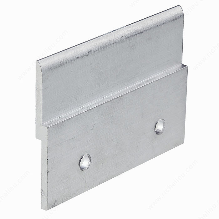 aluminum z bar hanger richelieu hardware. Black Bedroom Furniture Sets. Home Design Ideas