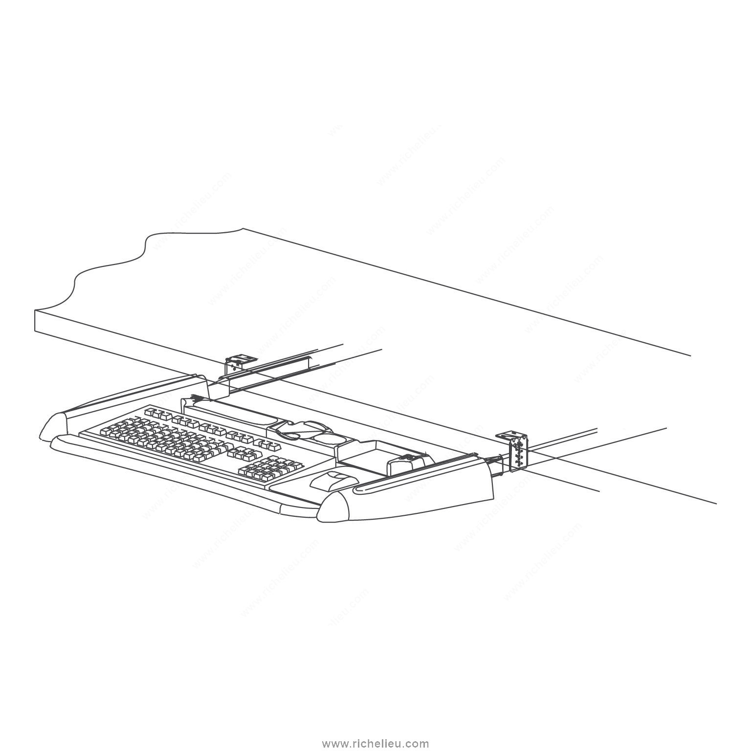 Drawer Slide Richelieu Drawer Slide Installation Instructions